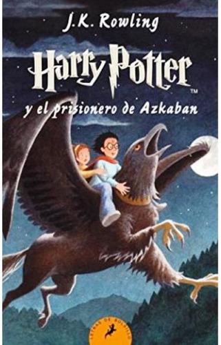harry potter y el prisionero de azkaban - salamandra