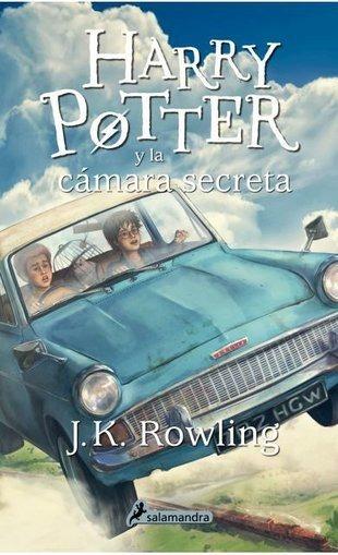 Harry Potter Y La Cámara Secreta De J K Rowling Salamandra - $ 38.380 en  Mercado Libre