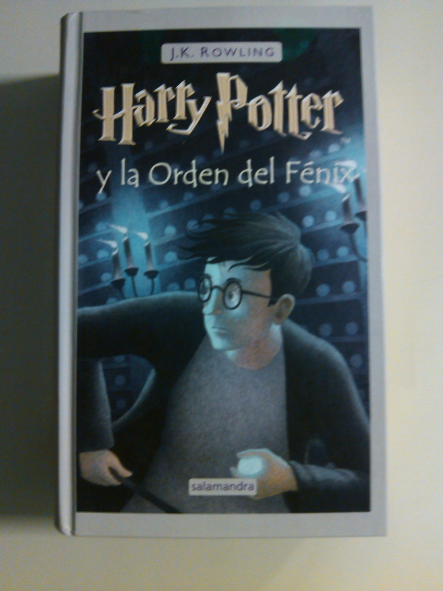 Harry potter y la orden del f nix la colecci n de harry potter spanish edition - Libro del orden ...