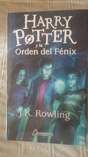 harry potter y la orden del fenix   /   j. k. rowling