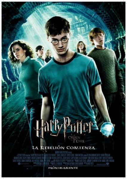 Harry Potter Y La Orden Del Fenix Seminueva - $ 99.00 en Mercado Libre