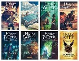 harry potter y la piedra filosofal (libro)