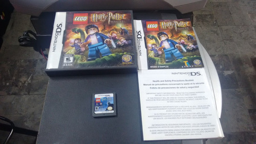 harry potter years 5-7 years completo para nintendo ds,checa