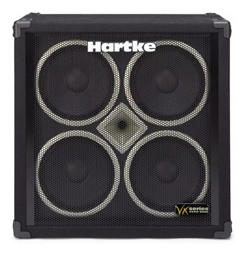 hartke bafle caja para bajo vx410 400 watts 4x10 soundgroup