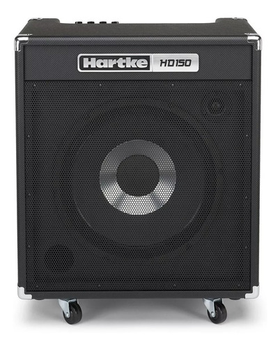 hartke hd150 ampli bajo 150w aux-in eq soundgroup palermo