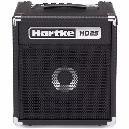 hartke hd25 dydrive 25w 8 amplificador para bajo soundgroup