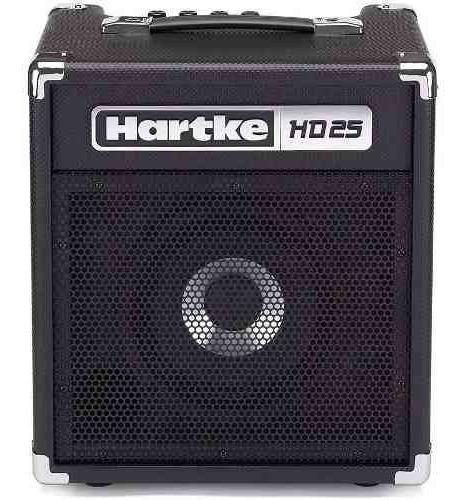 hartke hd25 dydrive 25w 8 amplificador para bajo soundgroup