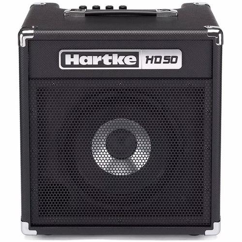 hartke hd50 dydrive 50w 10 amplificador para bajo soundgroup