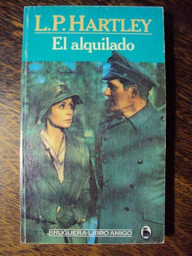hartley. el alquilado. novela inglesa viuda ex soldado