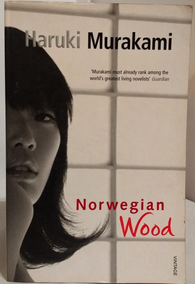 Haruki Murakami  Norwegian Wood  En Inglés - $ 180,00