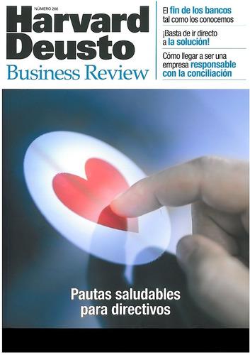 harvard deusto business review - 266   economía y negocios