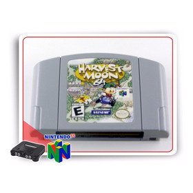 Harvest Moon Original N64 Nintendo 64