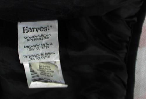 harvest parka niñita 12 años.