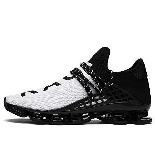 4c779477 Hasag Zapatillas Pareja Correr Zapatos Respirable Femenino J ...