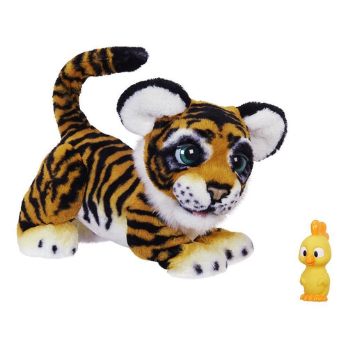 hasbro fur real rayler mi tigre jugueton