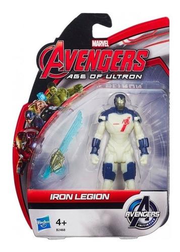 hasbro iron legion marvel avengers age of ultron playking