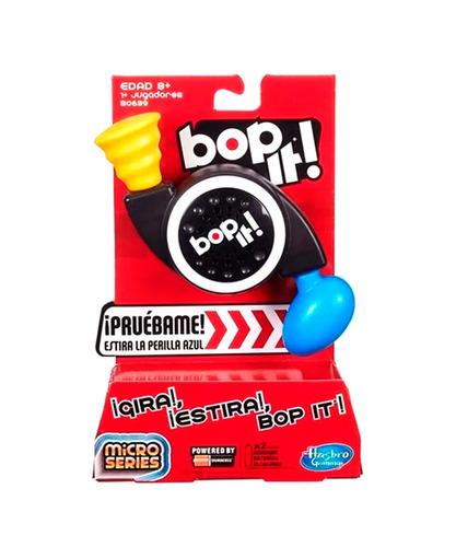 hasbro juego bop it microserie