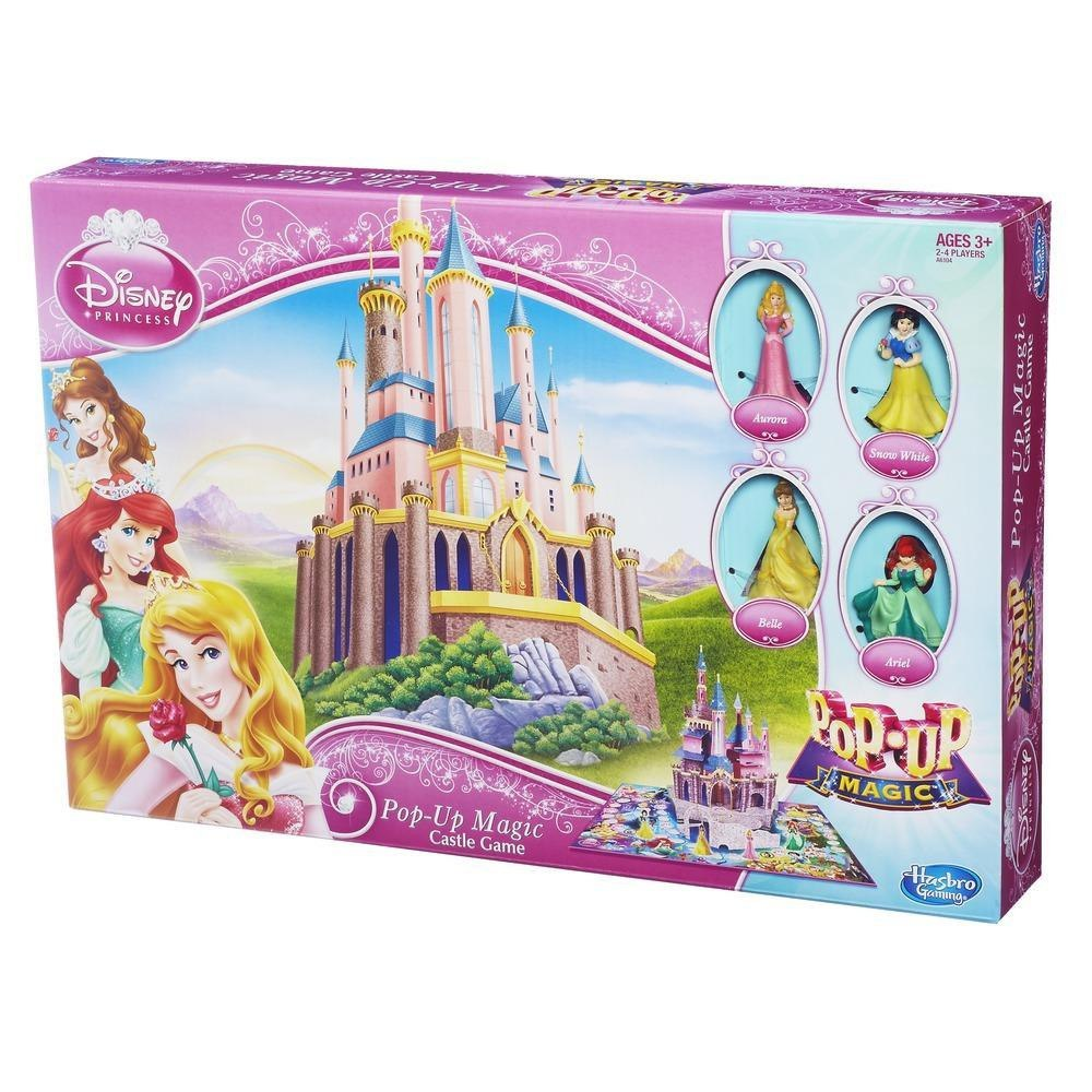 Hasbro Juego De Mesa Castillo De Princesas S 79 00 En Mercado Libre