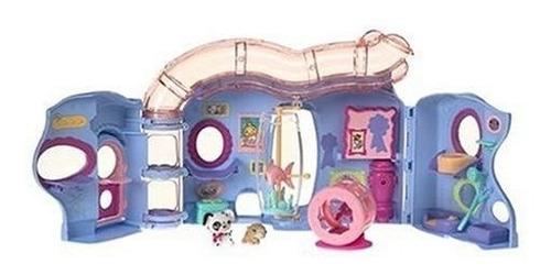 hasbro  littlest pet shop little lovin' pet playhouse