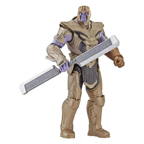 hasbro marvel avengers endgame thanos action figure
