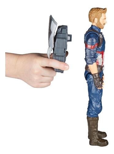 hasbro marvel avengers: infinity war - capitan america