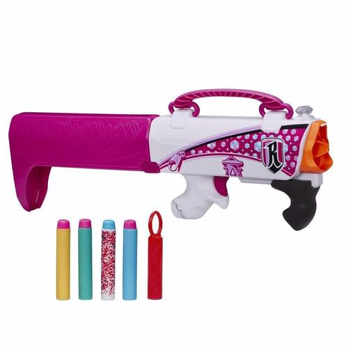 hasbro nerf rebelle secret shot jugueteria bunny toys