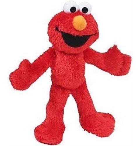 Hasbro Sesame Street Pequeño Plush Pal Elmo Y Cookie Monste