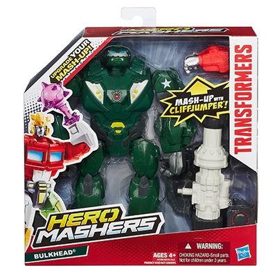 hasbro transformers mashers  optimus prime