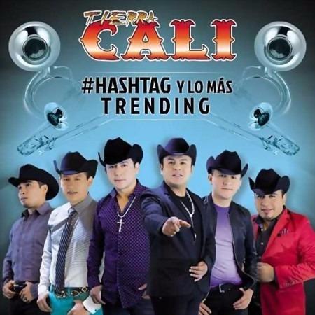 hashtag y lo mas trending tierra cali disco cd 19 canciones