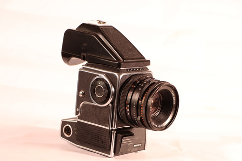hasselblad câmera visor prismatico lentes zeiss 40 e 80mm