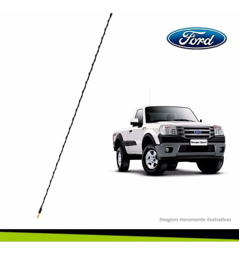 haste antena ford ranger