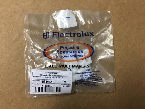 haste atuador freio lavadora electrolux 67491311 original