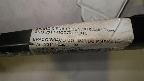 haste limpador parabrisa dir grand siena 15  520 h