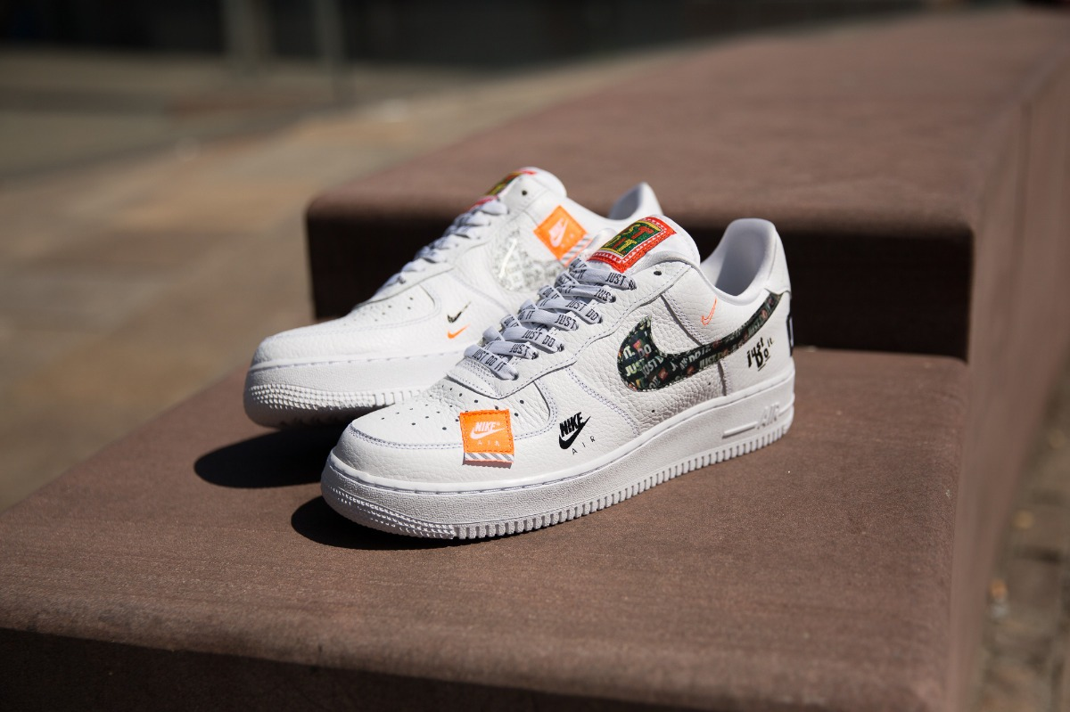 hat plaza zapatillas mujer nike air force 1 just do it. Cargando zoom. db1039eb5d34