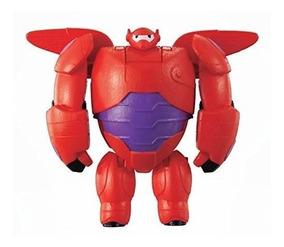 Hatch N Heroes Héroe Grande 6 Red Baymax Transformando La Fi