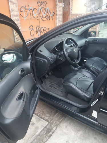 hatchback (5 puertas), peugeot 207 compact año 2012, en lima