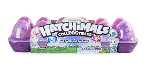 hatchimals coleccionables 12 unidades caja de carton tempora