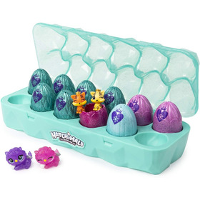 Hatchimals Colleggtibles 12 Cartón De Huevos Royal Juguete