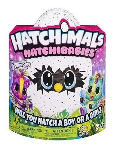 hatchimals hatchi babies ponette
