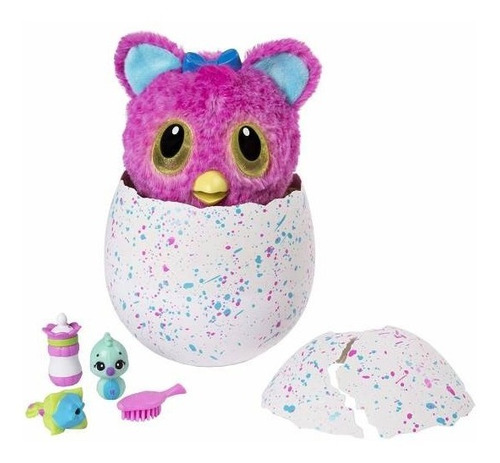 hatchimals hatchibabies cheetre 5 sorpresas