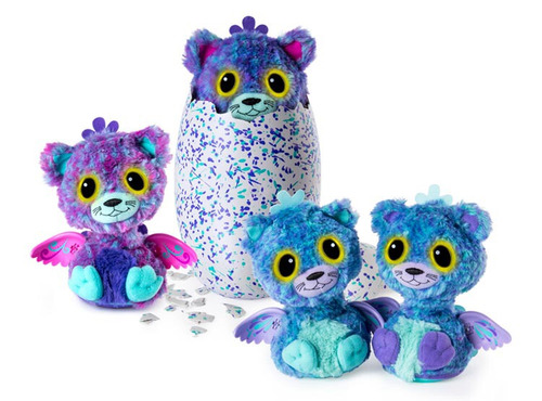 hatchimals surprise gemelos nuevo 2017 spin master