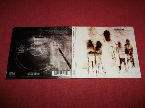 hateframe - sign of demise cd nac ed 2006 mdisk