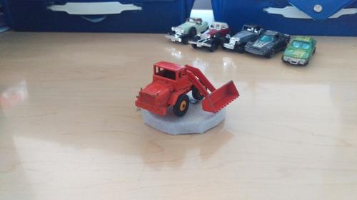 hatra tractor shovel matchbox series 69-b3 lesney