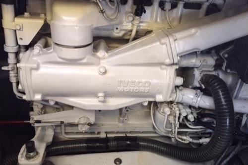 hatteras 43 crucero importado motores 2014 !!! excelente