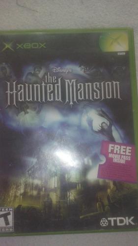 haunted mansion para x box