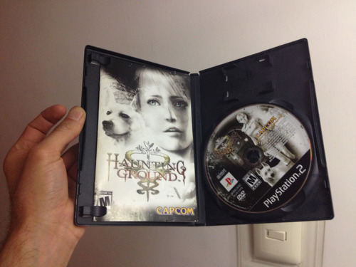 haunting ground ps2  disponible  ps2