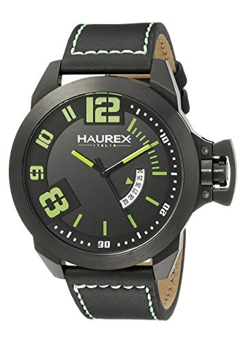 5a3db69f9fc9 Haurex Italia De Los Hombres 6 n509uan Storm Reloj De Vis ...