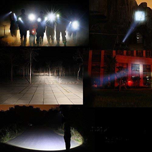 hausbell 7w linterna ultra brillante mini led linterna tácti