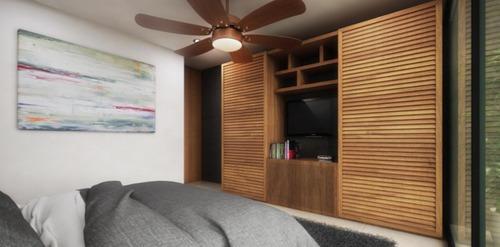 hauz apartment complex en la zona más exclusiva de mérida m307