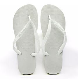 4884a1100 Chinelo Branco Havaianas Tam 3536 Sandalias - Calçados, Roupas e ...